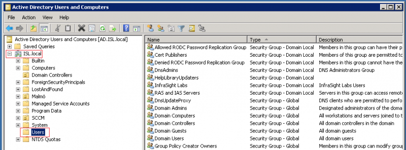 Adding active directory as an authentication source to clearpass.