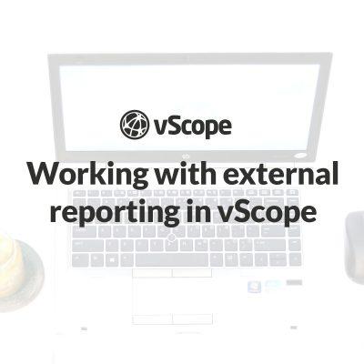 vscope table explorer